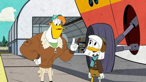 DuckTales: Season 2 – Episode The Golden Armory of Cornelius Coot!