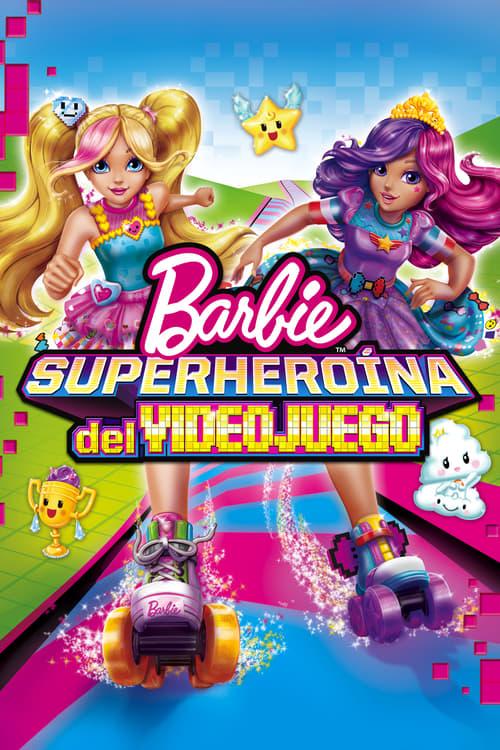 Mire Barbie: Superheroína del Videojuego En Buena Calidad