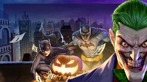 Batman:  O Longo Dia das Bruxas – Parte 1 Dublado ou Legendado