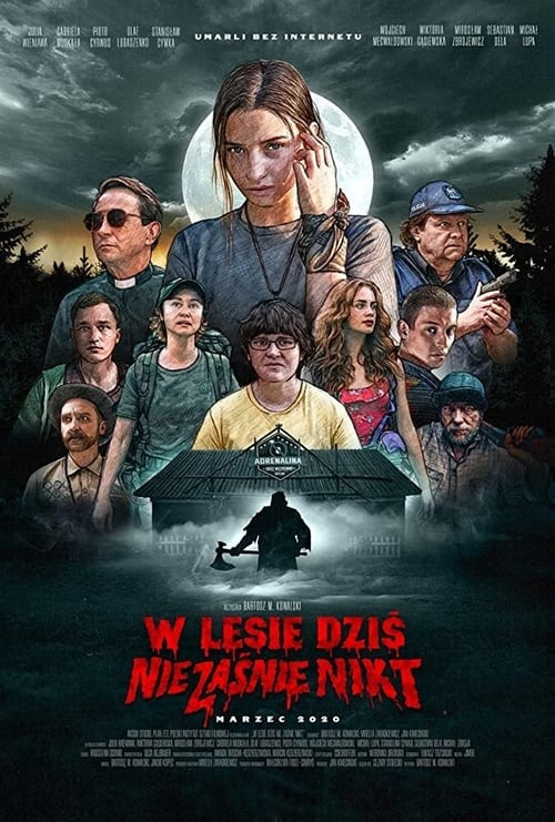 Nobody Sleeps in the Woods Tonight Part 2 (2021) Poster