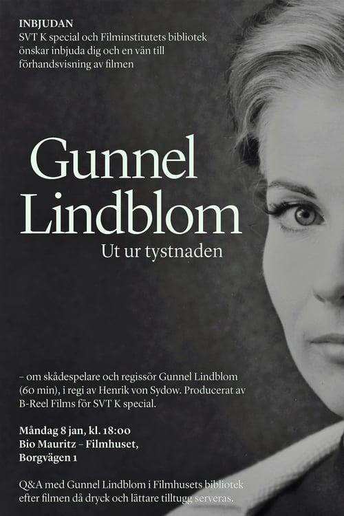 Película Gunnel Lindblom - Ut ur tystnaden Doblada En Español