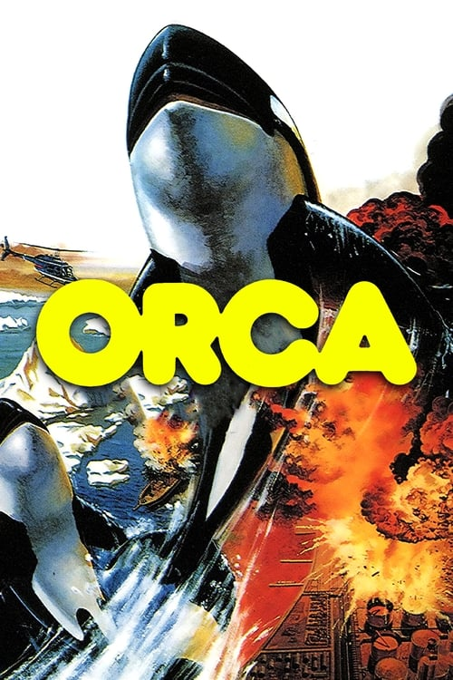 Orca (1977) Poster