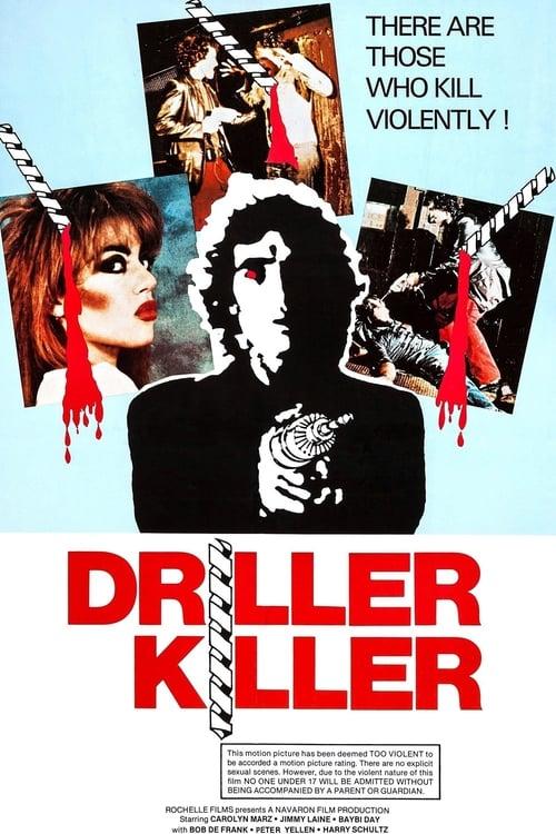 The Driller Killer (1979)