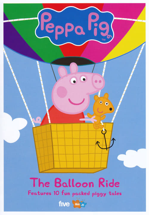Peppa Pig - The Balloon Ride MEGA