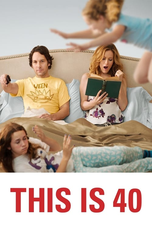 The poster of This Is 40