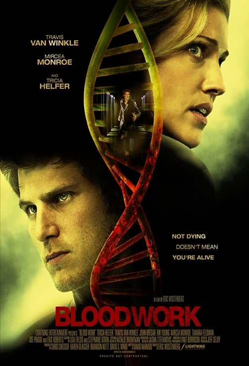 The poster of Bloodwork