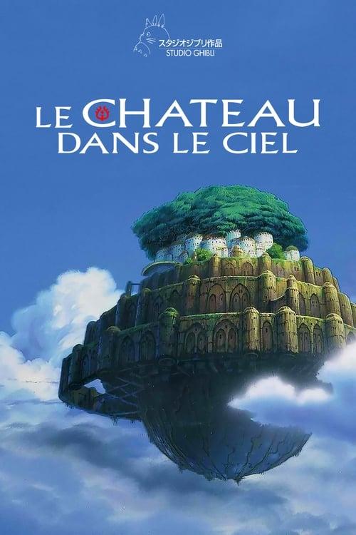 [FR] Le Château dans le ciel (1986) streaming Amazon Prime Video