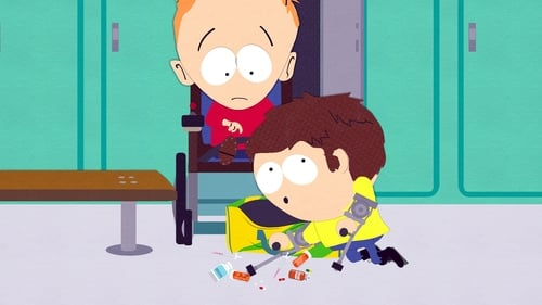 South Park - Season 8 - Episode 2: Up the Down Steroid