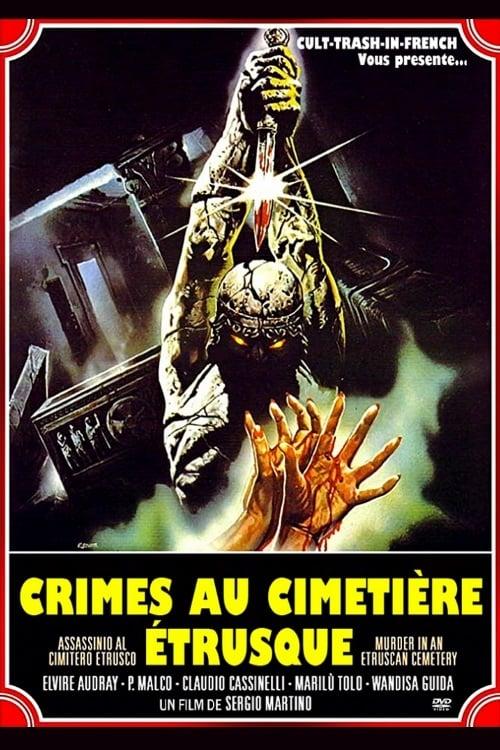 Regarde Crime au cimetière étrusque Gratuitement En Français