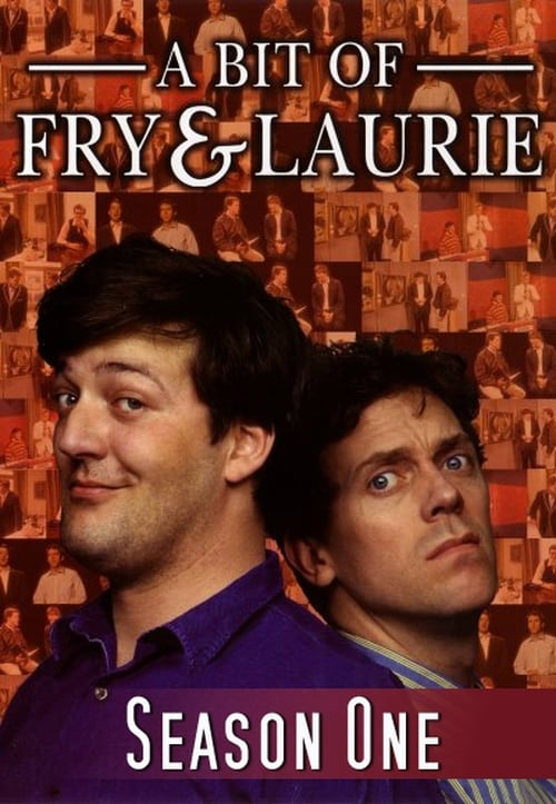 A Bit Of Fry And Laurie: Series 1
