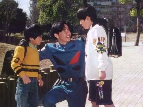 Super Sentai: Chouriki Sentai Ohranger – Épisode Fierce Love!! The Burning Brothers