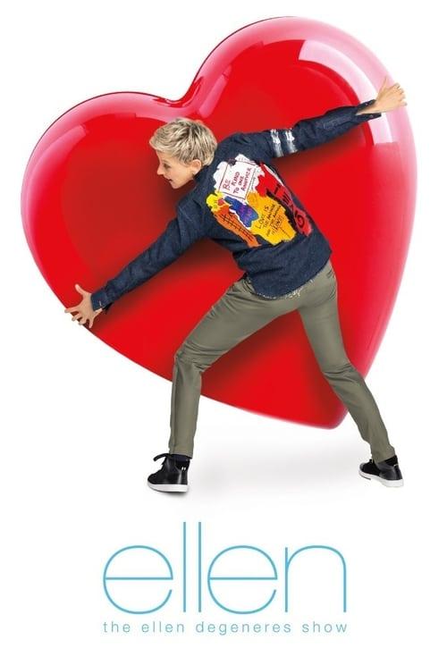 The Ellen DeGeneres Show - Season 1 - Episode 24: Naomi Watts/Shoshana Johnson/Five For Fighting