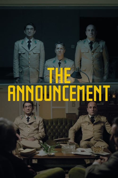 The Announcement (2018)