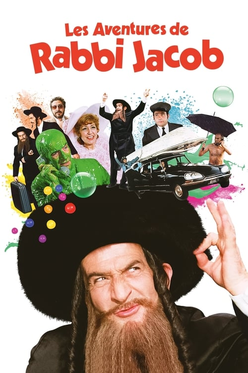 Watch The Mad Adventures of Rabbi Jacob (1973) Movie Free Online