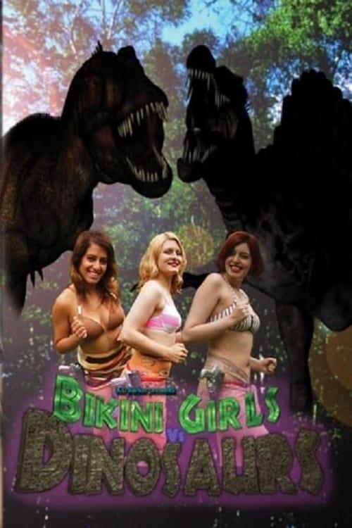 Assistir Bikini Girls vs Dinosaurs