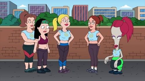 American Dad! - Season 18 - Episode 11: Hot Scoomp