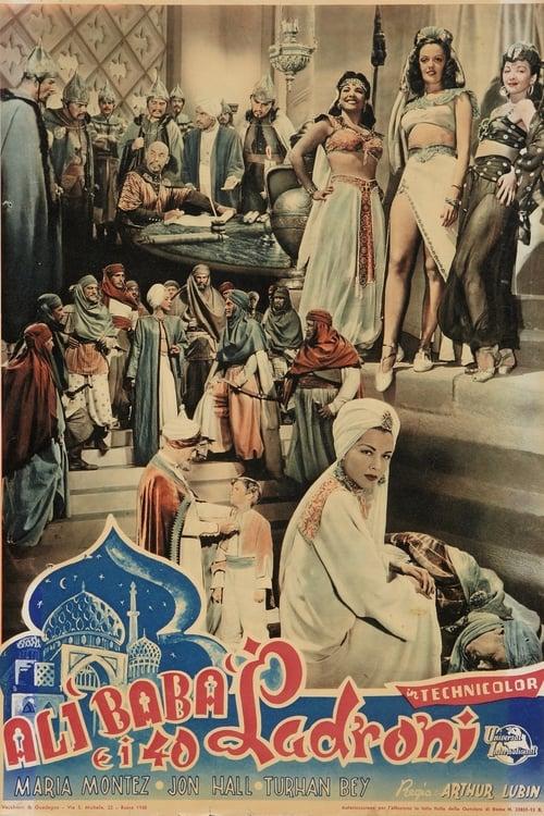Alì Babà e i 40 ladroni (1944)