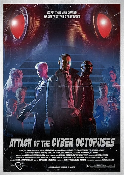 Película Attack of the Cyber Octopuses Doblada En Español