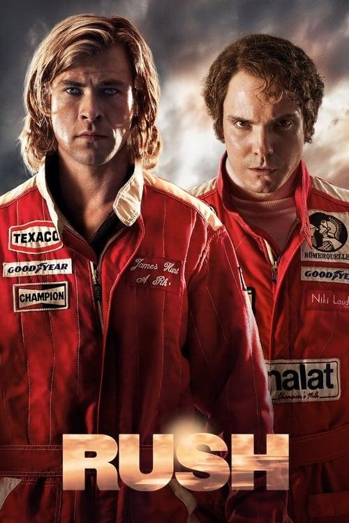 Rush - Poster