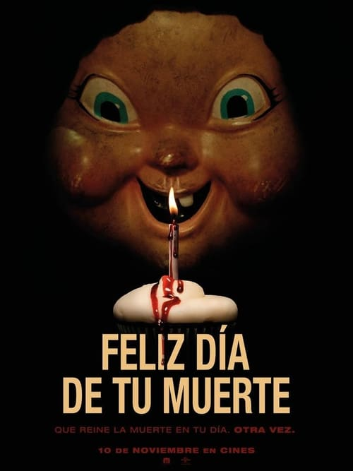 Happy Death Day Peliculas gratis