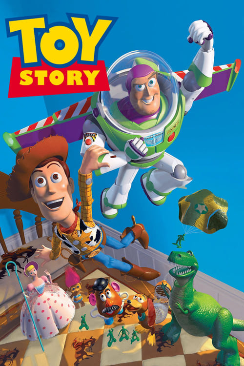 Watch Toy Story (1995) Full Movie