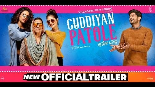 Guddiyan Patole (2019) Punjabi Full Movie Watch Online Free Download HD