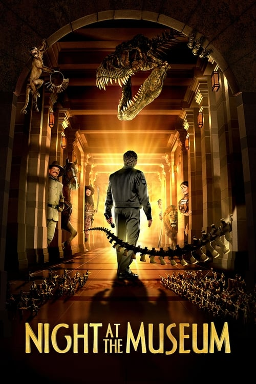 Night at the Museum - Poster