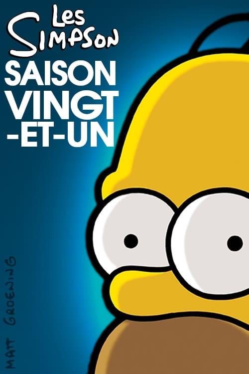 Les Simpson: Saison 21