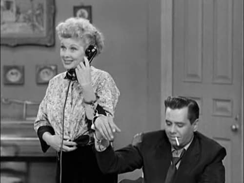 I Love Lucy: Season 2 – Épisode The Handcuffs