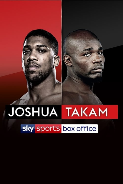 Filme Anthony Joshua vs. Carlos Takam Com Legendas