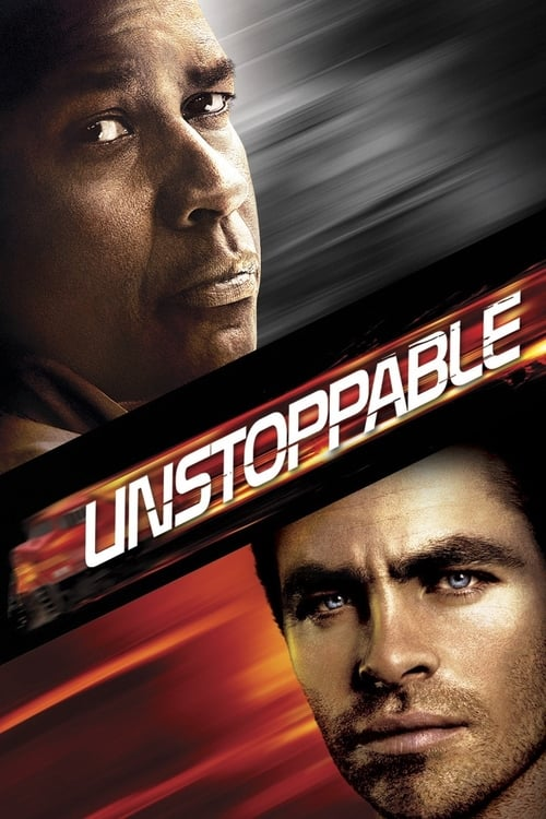 Poster for the movie, 'Unstoppable'