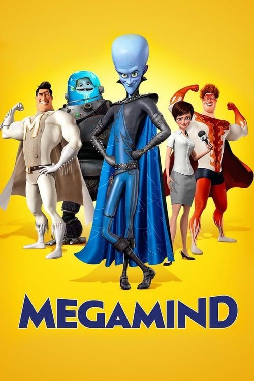 Nonton anime Megamind (2010)