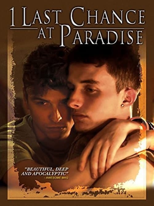 1 Last Chance at Paradise (2014) Poster