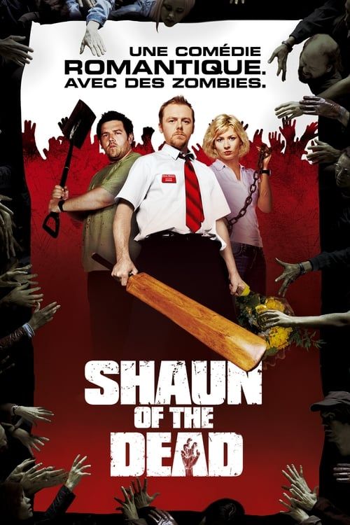 Regarder Shaun of the Dead (2004) Streaming HD FR