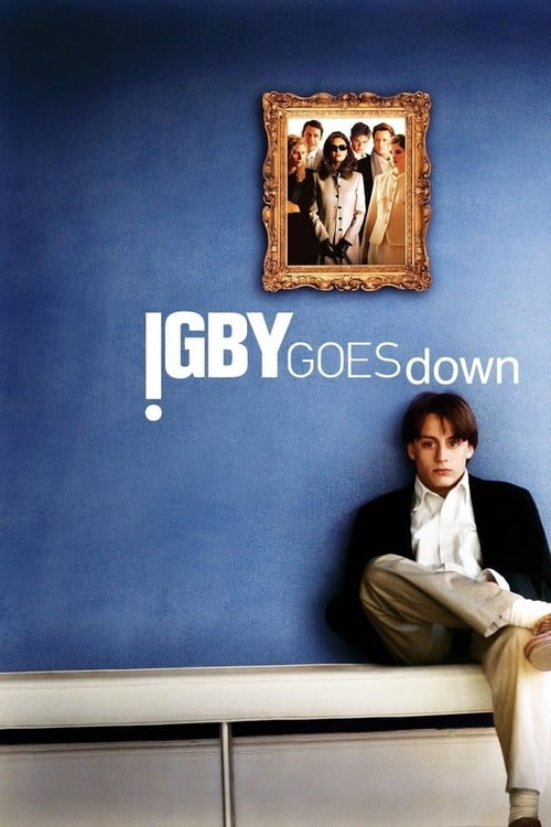 The poster of Igby Goes Down