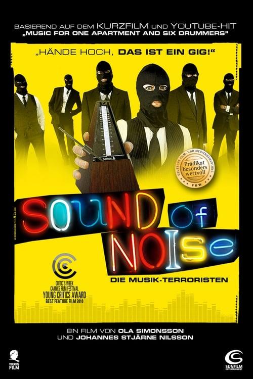 Poster von Sound of Noise