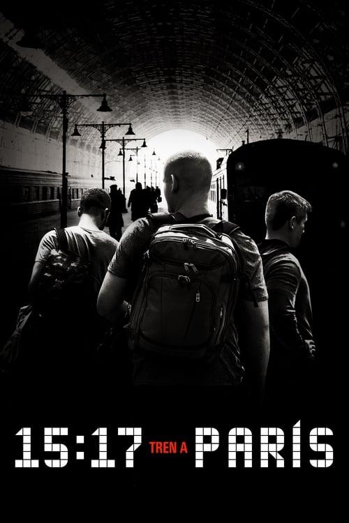 Mira La Película 15:17 Tren a París Doblada Por Completo