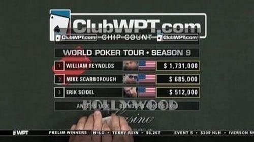 World Poker Tour 2011 Tv Show 300mb: Season 9 – Episode Hollywood Poker Open - Part 2