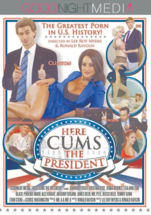 Polvos presidenciales en el despacho oval MEGA