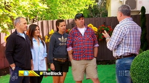 The Block: Season 5 – Episode Red House Elimination: Night 2