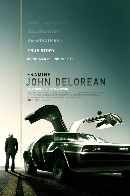 Framing John DeLorean Here