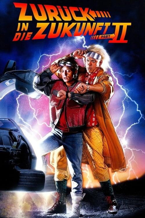 Poster von Zurück in die Zukunft II