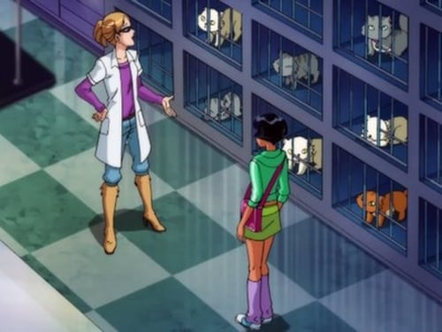Totally Spies 2013 Bluray 720p: Season 6 – Episode Nine Lives