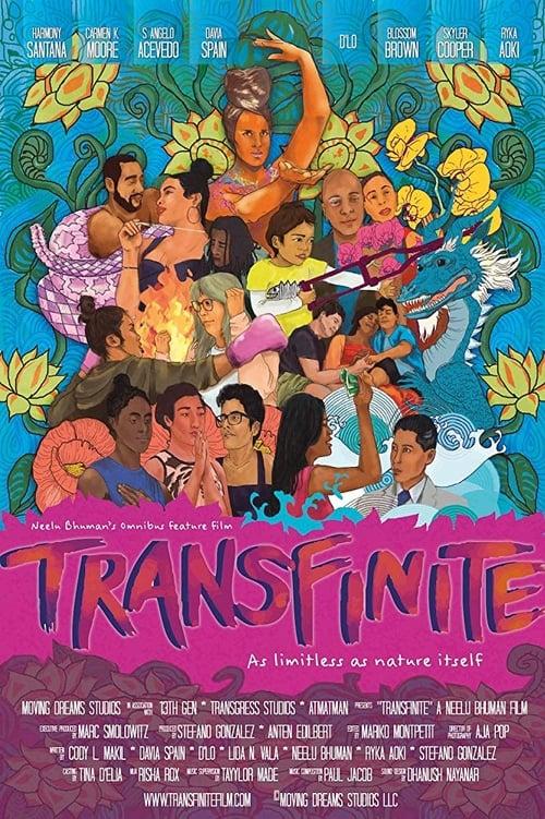 Película Transfinite Doblada En Español