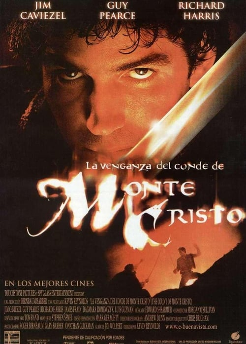 The Count of Monte Cristo Peliculas gratis