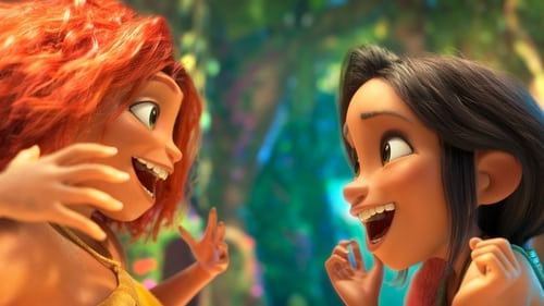 Here is the link The Croods: A New Age