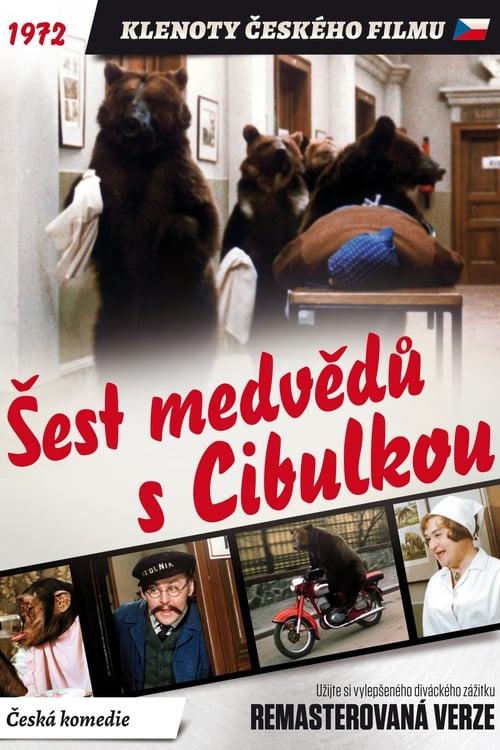 Filme 6 medvědů s Cibulkou Com Legendas Em Português
