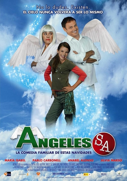 Mira La Película Ángeles S.A. Gratis En Línea