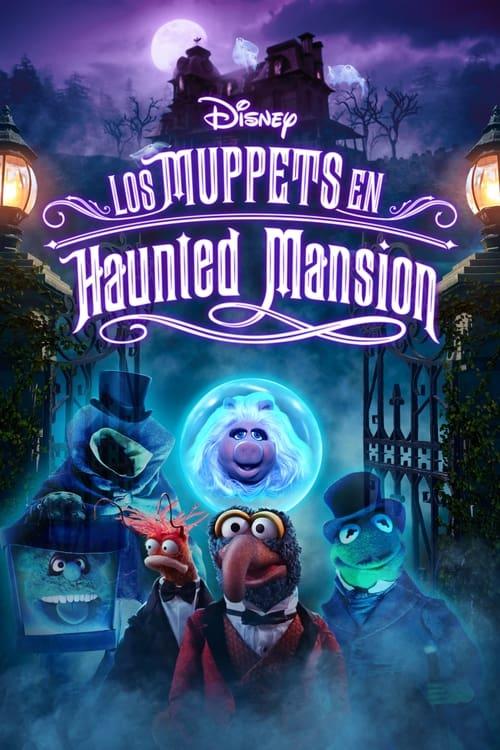 Descargar Los Muppets en Haunted Mansion en torrent