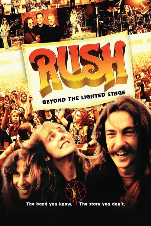 Mira La Película Rush: Beyond the Lighted Stage En Buena Calidad Hd 720p